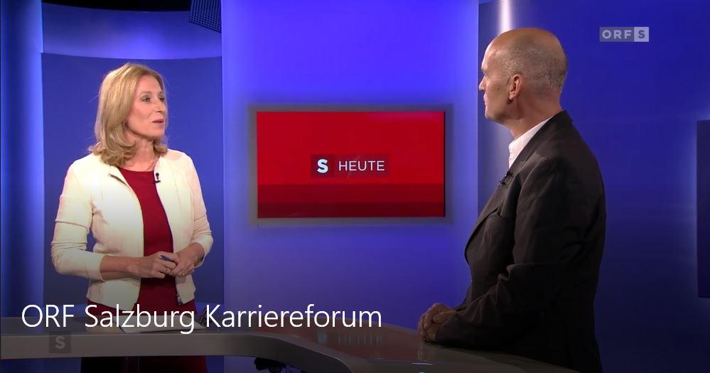 Orf Interview mit Harald Breitenbaumer - Gute Mitarbeiter finden