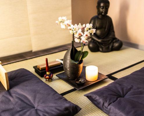 Zen-Raum
